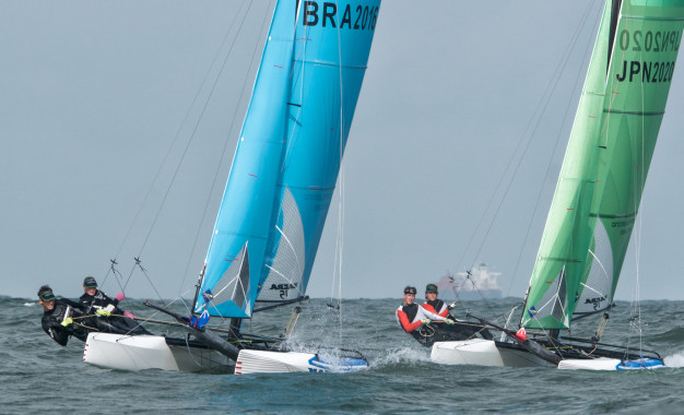 Nacra 15 – Pathway for youth sailing
