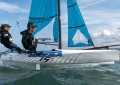 In Australia the Nacra 15 will be used for selecting multihull athletes