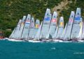 Follow the Nacra 15 event in Lake Garda