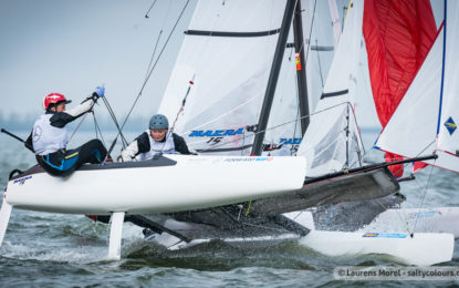 Good sailing conditions in Medemblik