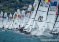 Europeans at Lake Como finished: congratulations Henry & Frederique (BEL)