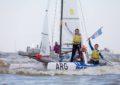 Argentina team Dante Cittadini & Teresa Romairone wins Youth Olympics