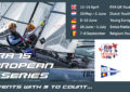 2019 Nacra 15 European Super Series