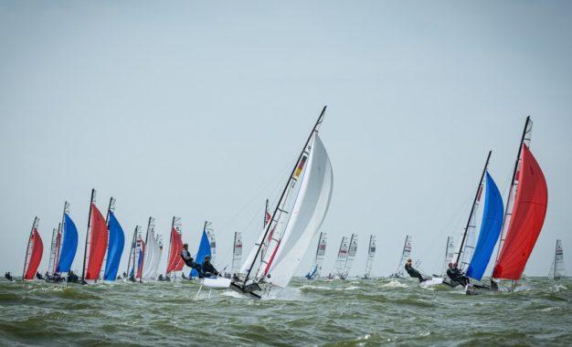 2nd event Super Series : Dutch Youth Regatta