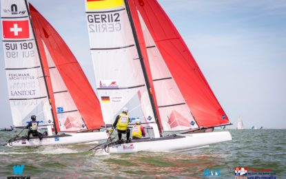 3rd event Super Series in Kiel 8 – 10 June