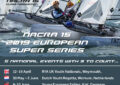 Final 5th Nacra 15 European Super Series in Belgium (7 & 8 September)
