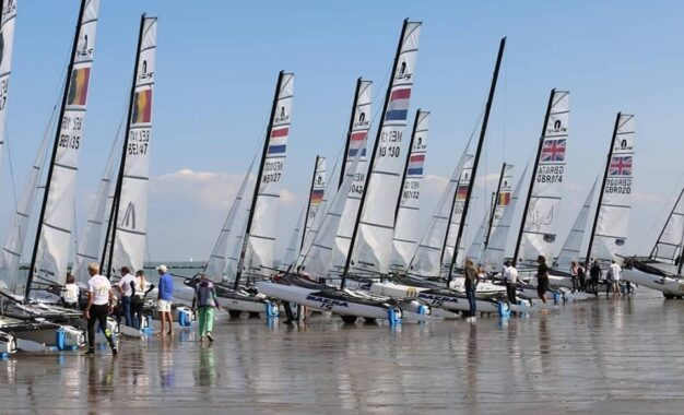 Overall Results Nacra 15 Super Series 2019