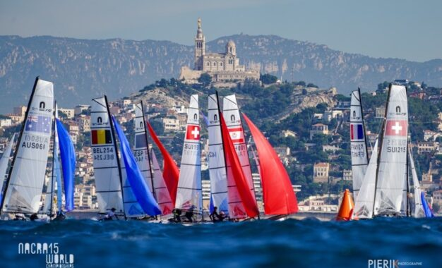 Congratultions to all winners of the Nacra 15 Worlds 2019