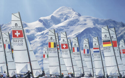 2020 Nacra 15 Open World Championships