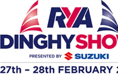 Talk with us at the online RYA Dinghy Boatshow 27 & 28 February